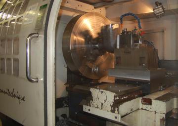 Un outil de production adapté aux métiers de la robinetterie industrielle
